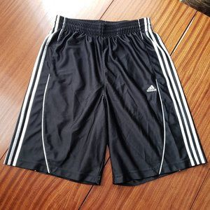 Adidas Athletic Shorts Men's Large Black